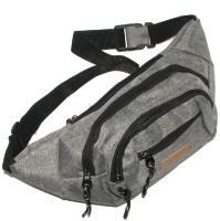 Сумка на пояс Cedar Rovicky BAG-WB-02-4047 (серый) -