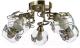 Люстра Arte Lamp Alessandra A5004PL-5AB -