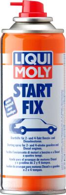Быстрый запуск двигателя Liqui Moly Start Fix / 1085 (200мл)