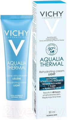 Крем для лица Vichy Aqualia Thermal легкий (30мл)