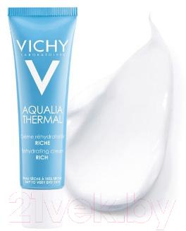 Крем для лица Vichy Aqualia Thermal насыщенный (30мл)