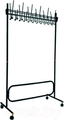 Вешалка для одежды Титан Мета СКР (черный)