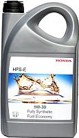 Моторное масло Honda Engine Oil SN 5W30 / 08232P99D4HMR (4л) -