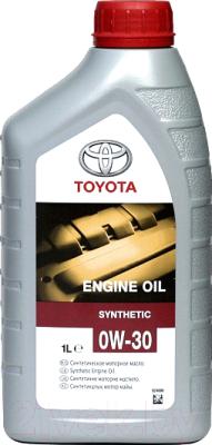 Моторное масло TOYOTA Engine Oil / 0888082870 (1л)