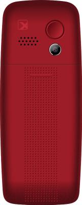 Мобильный телефон Texet TM-B307 (красный)