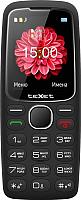 Мобильный телефон Texet TM-B307 (черный) -