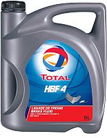 Тормозная жидкость Total HBF DOT 4 / 150511 (5л) -