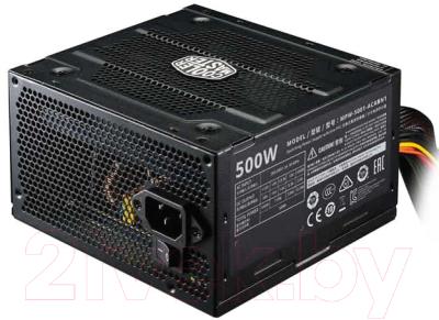Блок питания для компьютера Cooler Master Elite V3 230V 500W (MPW-5001-ACABN1-EU)