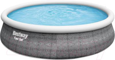 Надувной бассейн Bestway Fast Set 57372