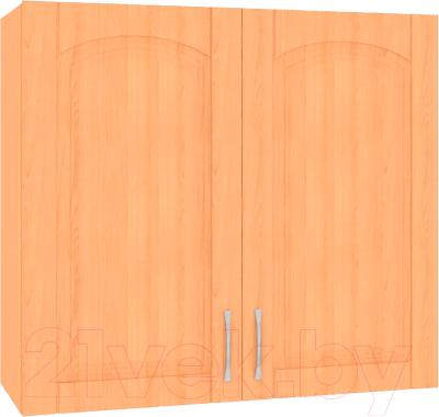 Шкаф навесной для кухни Кортекс-мебель Корнелия Ретро ВШ80с