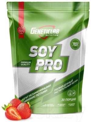 Протеин Geneticlab Soy Pro: Клубника