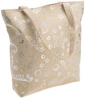 Сумка-шоппер Cedar BAG-SP-07-3613 (серебристый) -