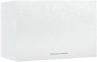 Шкаф под вытяжку Кортекс-мебель Корнелия Экстра ВШГ50-1г-360 (белый) -