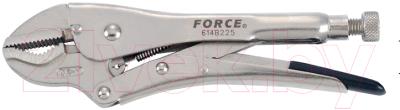 Гейферный зажим Force 614B225