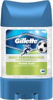 Антиперспирант-стик Gillette Power Rush (70мл) -