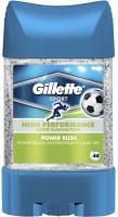 Антиперспирант-стик Gillette Power Beads Power Rush (75мл) -