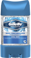 Антиперспирант-стик Gillette Power Beads Cool Wave (75мл) -