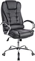 Кресло офисное Mio Tesoro Тероль AF-C7681 (черный) -