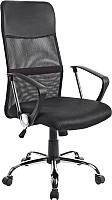 Кресло офисное Mio Tesoro Монте AF-C9767 (черный/черный) -