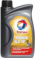 Трансмиссионное масло Total Fluide XLD FE / 181783 (1л) -