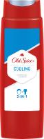 Гель для душа Old Spice Cooling 2 в 1 (250мл) -