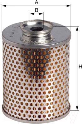 Топливный фильтр Hengst E111H