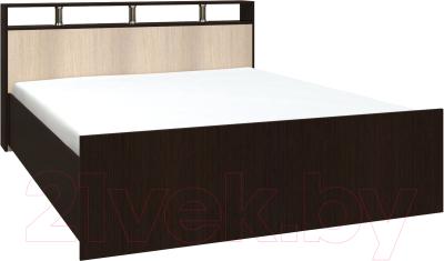 Двуспальная кровать BTS Саломея Light 160 саломея