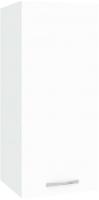 Шкаф навесной для кухни Кортекс-мебель Корнелия Лира ВШ30 (белый) -