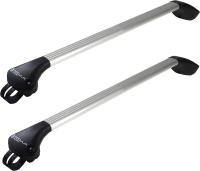 Багажник на рейлинги Modula Oval Bar / MOCSOB0AL001 (Al) -