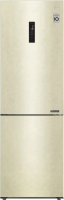 Холодильник с морозильником LG DoorCooling+ GA-B459CESL -