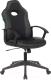 Кресло геймерское Бюрократ Viking-11 (черный искусственная кожа/ткань) -