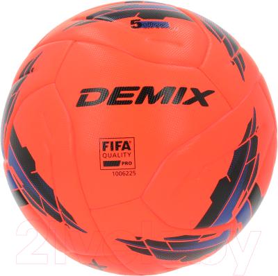 Футбольный мяч Demix FCR1VTKTT8 / S21EDEAT002-MX