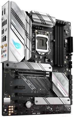 Материнская плата Asus Rog Strix B560-A Gaming WiFi монитор asus tuf gaming vg27aq 27 черный