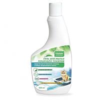 Средство для мытья кошачьих туалетов Пчелодар Гель (500мл) -