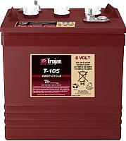 Лодочный аккумулятор Trojan T-105 (225 А/ч) -