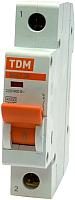Выключатель автоматический TDM ВА 47-29 1Р 63А (C) 4.5кА / SQ0206-0080 -