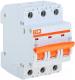 Выключатель автоматический TDM ВА 47-29 3Р 25А (C) 4.5кА / SQ0206-0111 -
