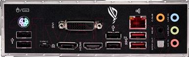 Материнская плата Asus Rog Strix B360-F Gaming