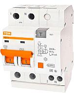 Дифференциальный автомат TDM АД-12-2Р-16А-30мА / SQ0204-0006 -