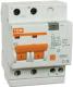 Дифференциальный автомат TDM АД-12-2Р-10А-30мА (SQ0204-0003) -