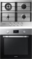 Комплект встраиваемой техники Samsung NA64H3040AS/WT + NV68R1310BS/WT -