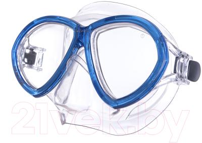 Маска для плавания Salvas Change Mask / CA195C2TBSTH маска для плавания salvas phoenix mask арт ca520s2bysth зак стекло силикон р senior сереб син