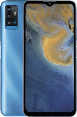 Смартфон ZTE Blade A71 NFC 3GB/64GB (синий лед)
