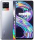 Смартфон Realme 8 6GB/128GB / RMX3085 (кибер серебристый) -