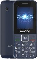 Мобильный телефон Maxvi P2 (синий) -