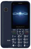 Мобильный телефон Maxvi P3 (синий) -