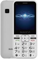 Мобильный телефон Maxvi P3 (белый) -