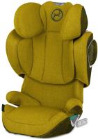 Автокресло Cybex Solution Z i-fix Plus (Mustard Yellow) -