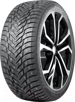 Зимняя шина Nokian Hakkapeliitta 10p SUV 285/60R18 116T зимняя шина nokian nordman 8 suv 285 60 r18 116t