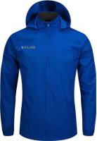 Ветровка детская Kelme Children's Raincoat / 3803241-400 (р-р 150, синий) -